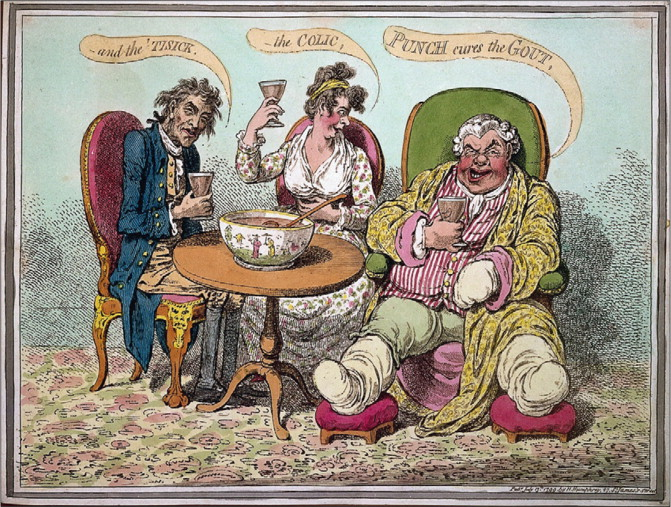 Gillray Blockheads